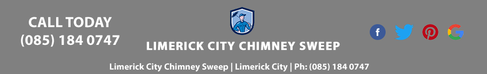 Limerick City Chimney Sweep | Limerick City | Thomand | Caherdavin | Corbally | Raheen | Annacotty | Castletroy | Mungret | Clarina | (085) 1840747. Learn more about Limerick City Chimney Sweep by visiting our social media pages